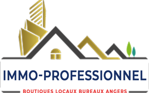 Local commercial Angers ouest