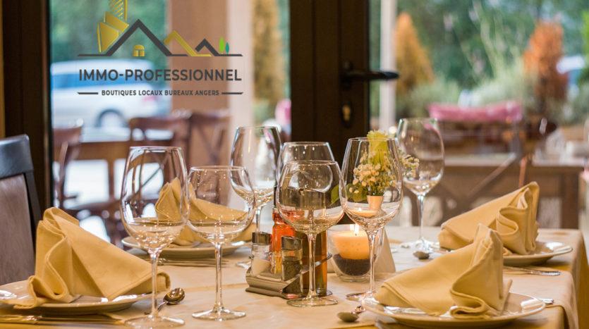 Restaurant Angers centre