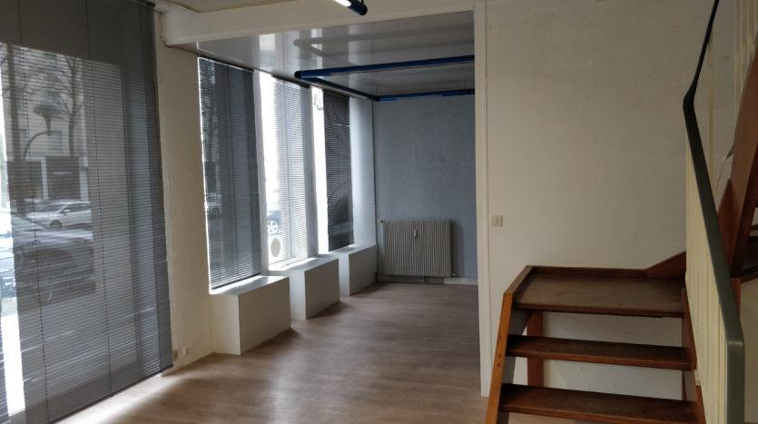 Local commercial, bureaux Angers centre sur boulevard