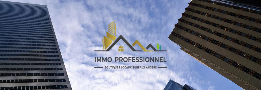 Local d'activité entrepôt Angers Saint Barthélémy 308 m2